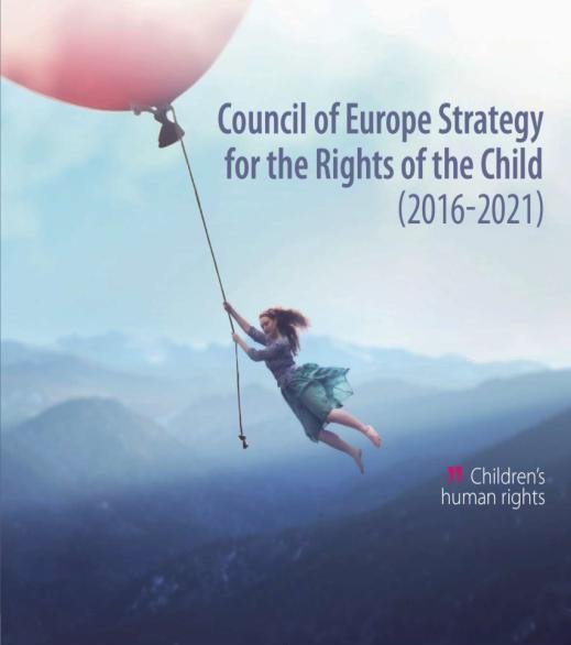 Strategija Vijeća Europe za prava djeteta