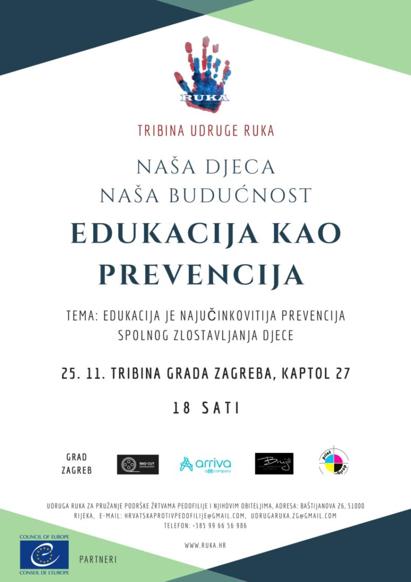 Tribina 25. 11. 2019.